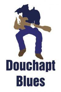 Logo officiel Douchapt Blues