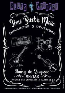 Affiche Brock'n Music 3