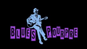 Blues Pourpre