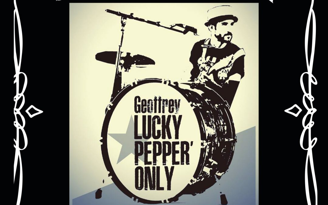 Geoffrey Lucky Pepper
