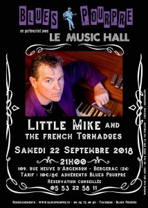 Flyer Little Mike